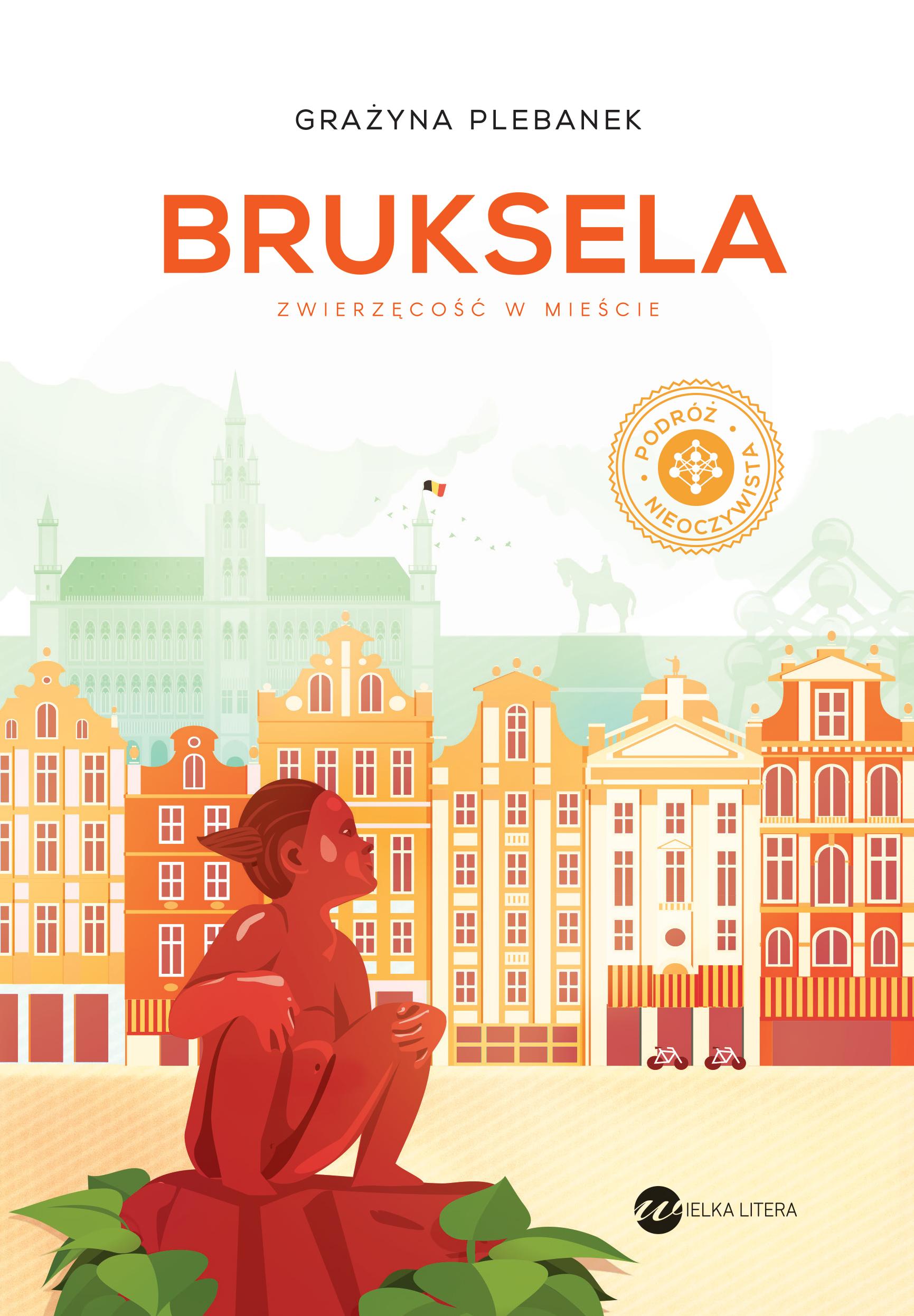 Bruksela. Zwierzęcość w mieście