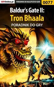 Baldur\'s Gate II: Tron Bhaala